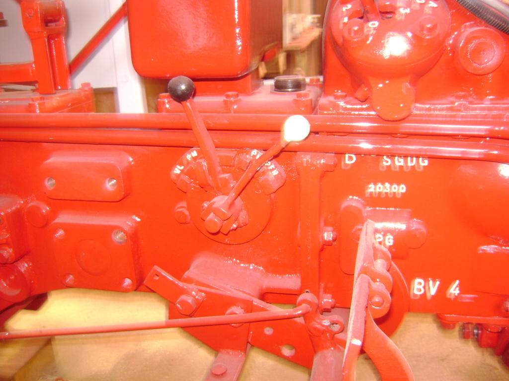 energic - restauration d'un tracteur ENERGIC 519 Dsc05613