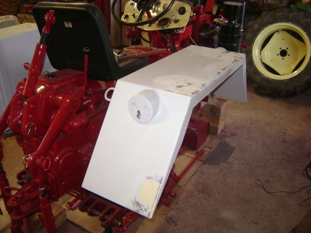 energic - restauration d'un tracteur ENERGIC 519 Dsc05615