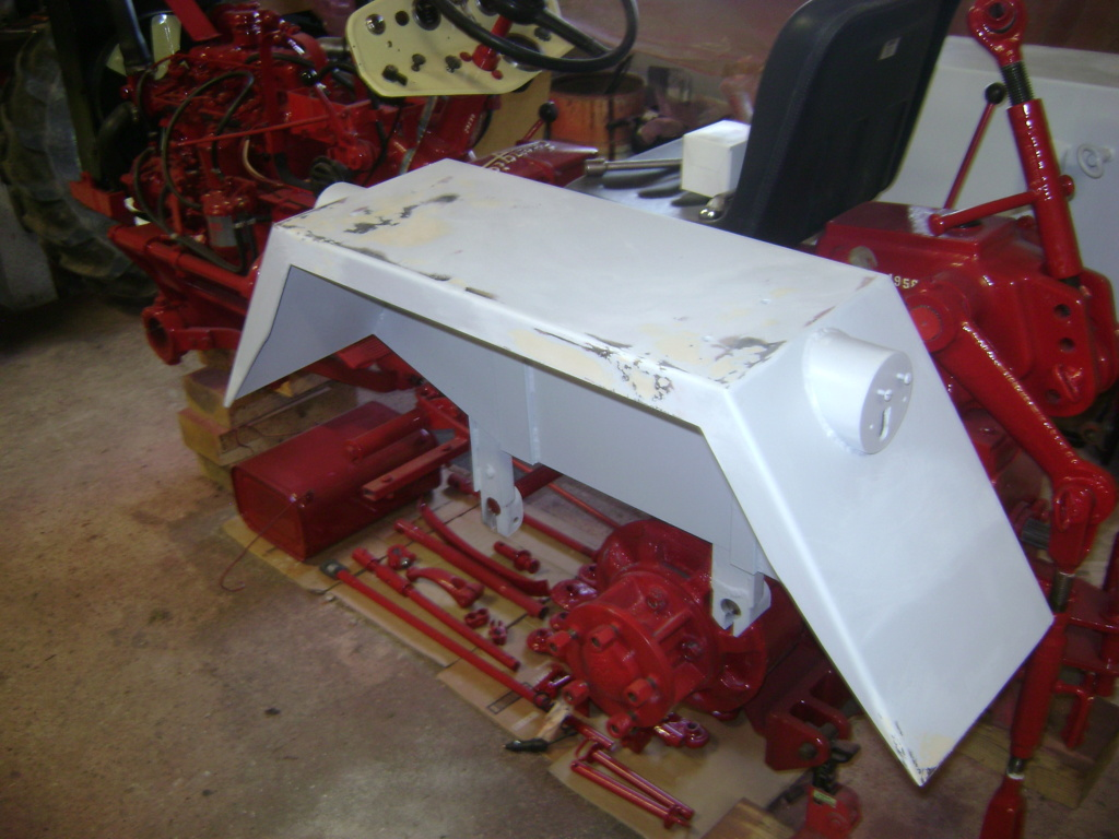 energic - restauration d'un tracteur ENERGIC 519 Dsc05616
