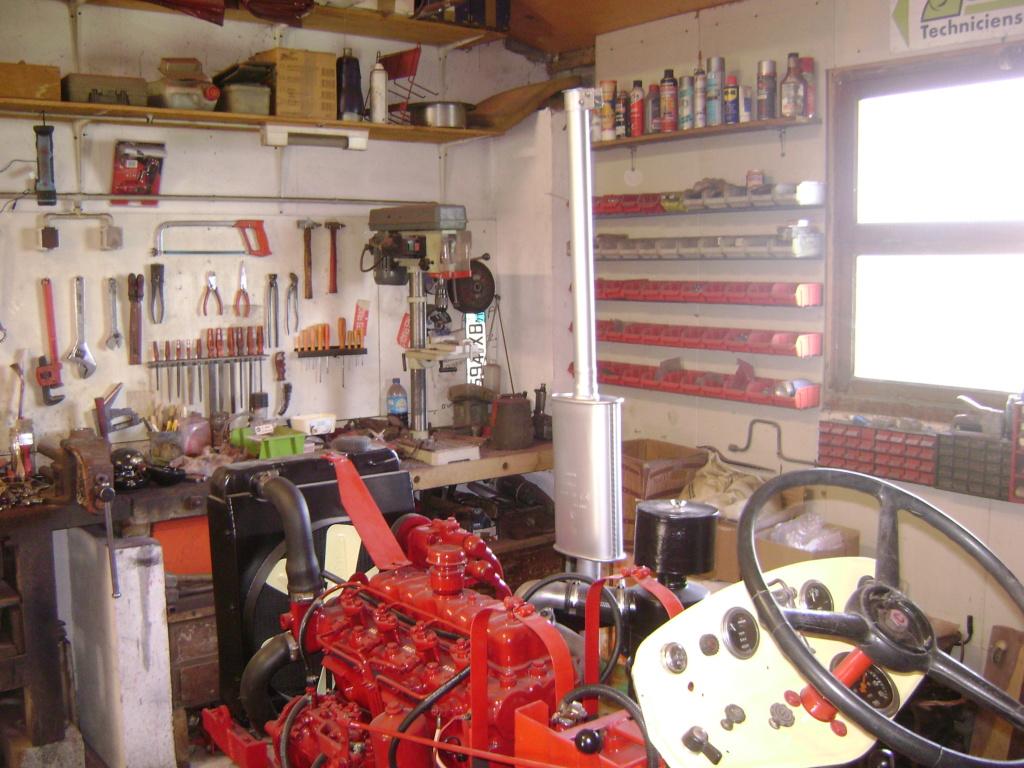 energic - restauration d'un tracteur ENERGIC 519 Dsc05621