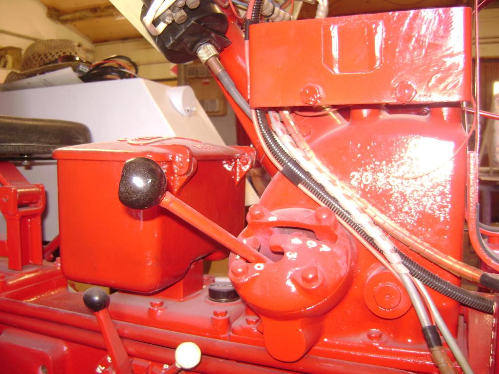 energic - restauration d'un tracteur ENERGIC 519 Dsc05622
