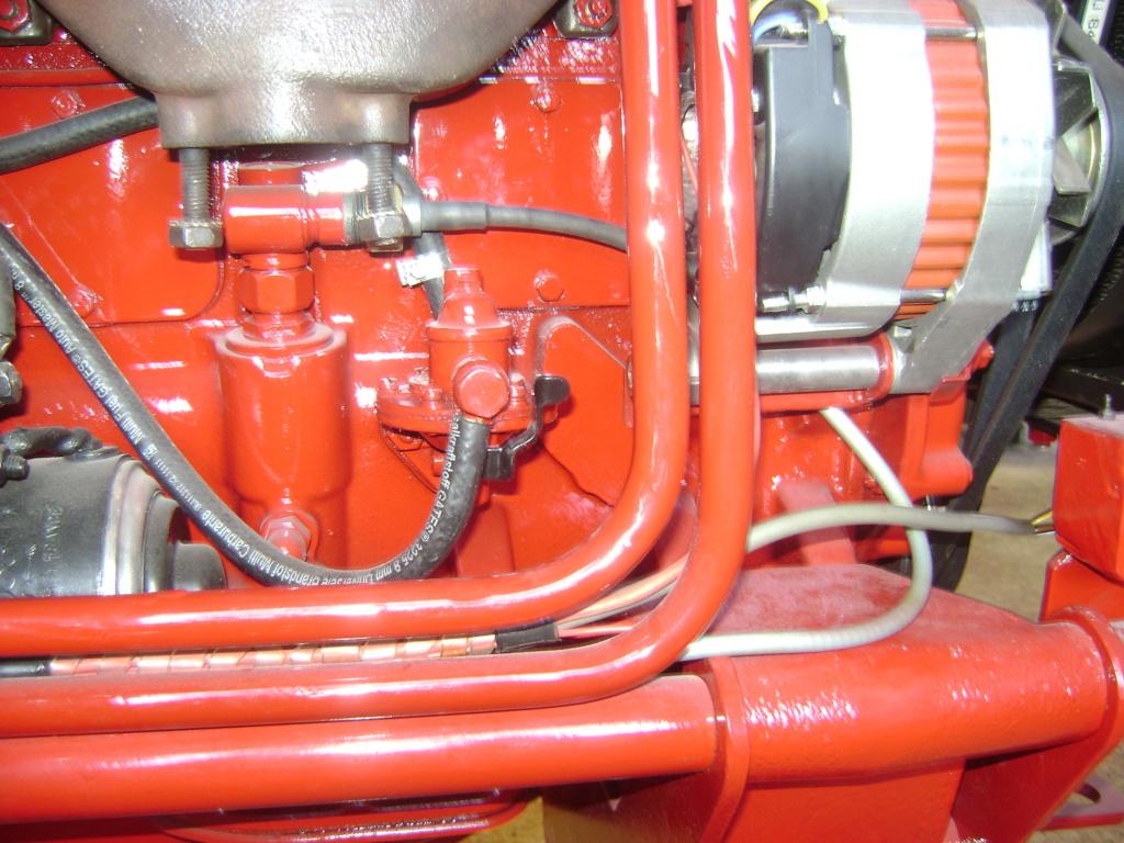 restauration d'un tracteur ENERGIC 519 Dsc05623