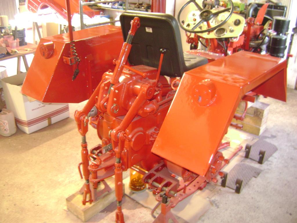 energic - restauration d'un tracteur ENERGIC 519 Dsc05625