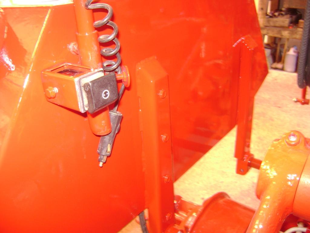 energic - restauration d'un tracteur ENERGIC 519 Dsc05628