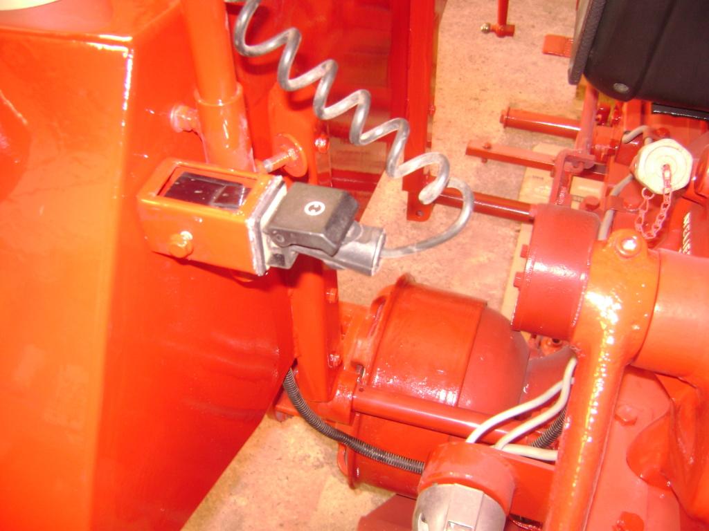 energic - restauration d'un tracteur ENERGIC 519 Dsc05629