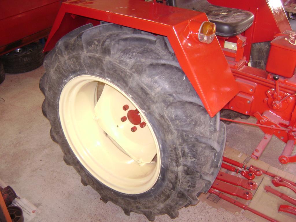 restauration d'un tracteur ENERGIC 519 Dsc05636