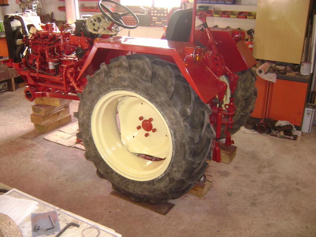 restauration d'un tracteur ENERGIC 519 Dsc05637