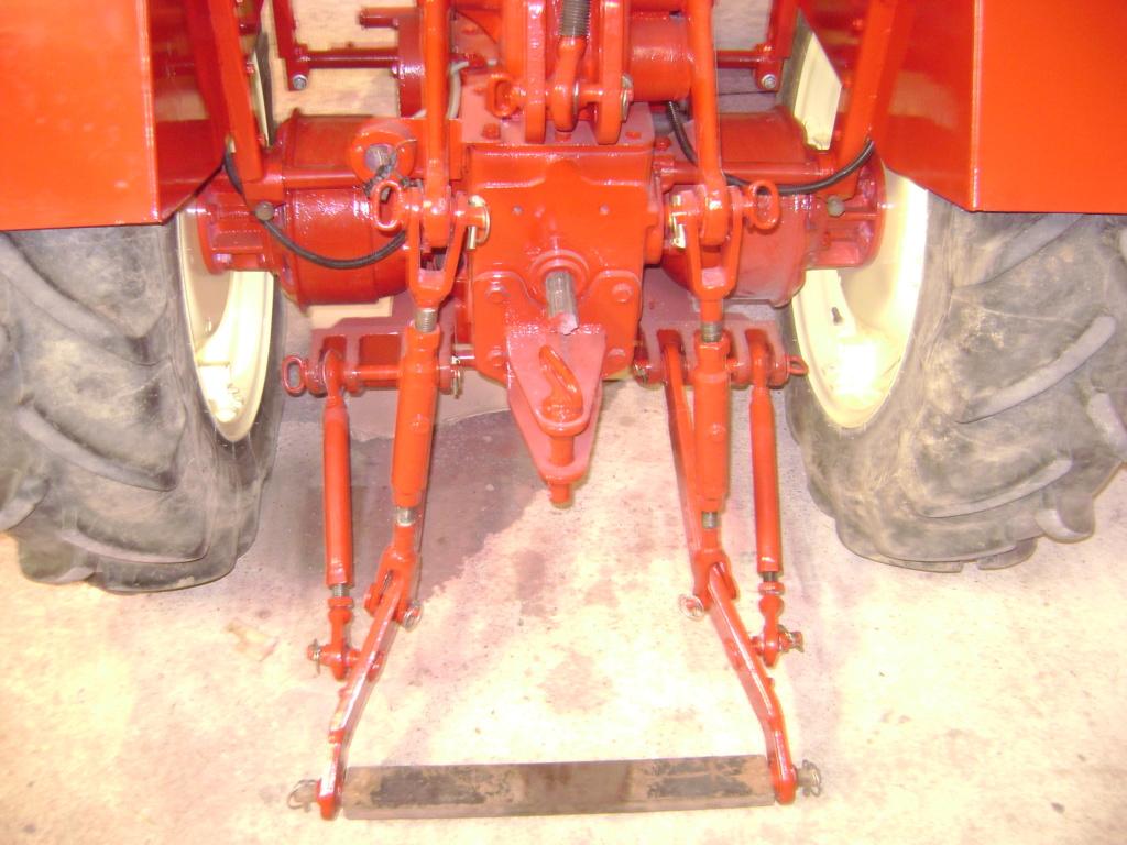 restauration d'un tracteur ENERGIC 519 Dsc05638