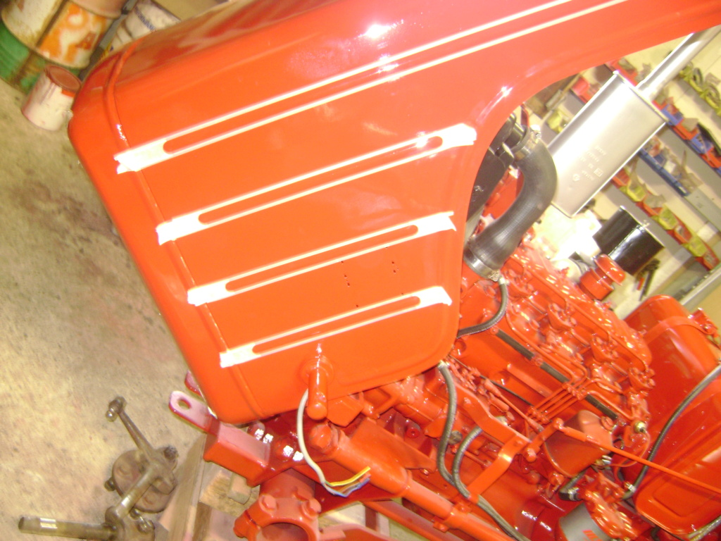 restauration d'un tracteur ENERGIC 519 Dsc05644