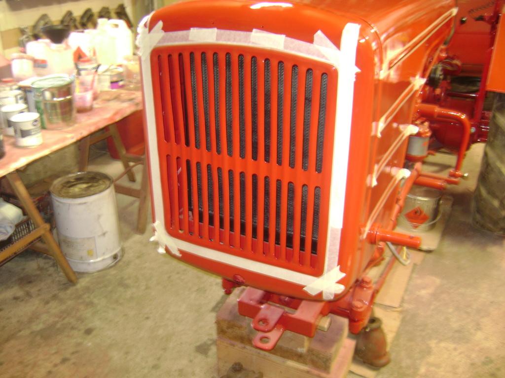 restauration d'un tracteur ENERGIC 519 Dsc05645