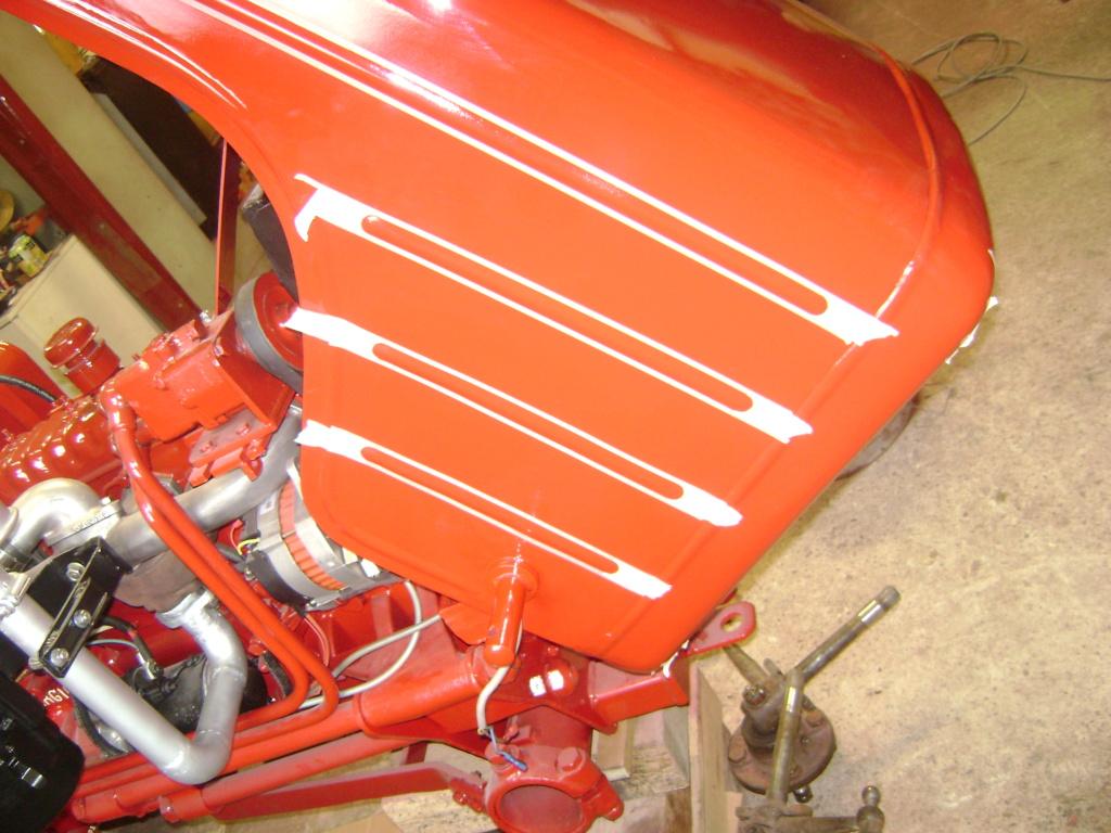 restauration d'un tracteur ENERGIC 519 Dsc05646