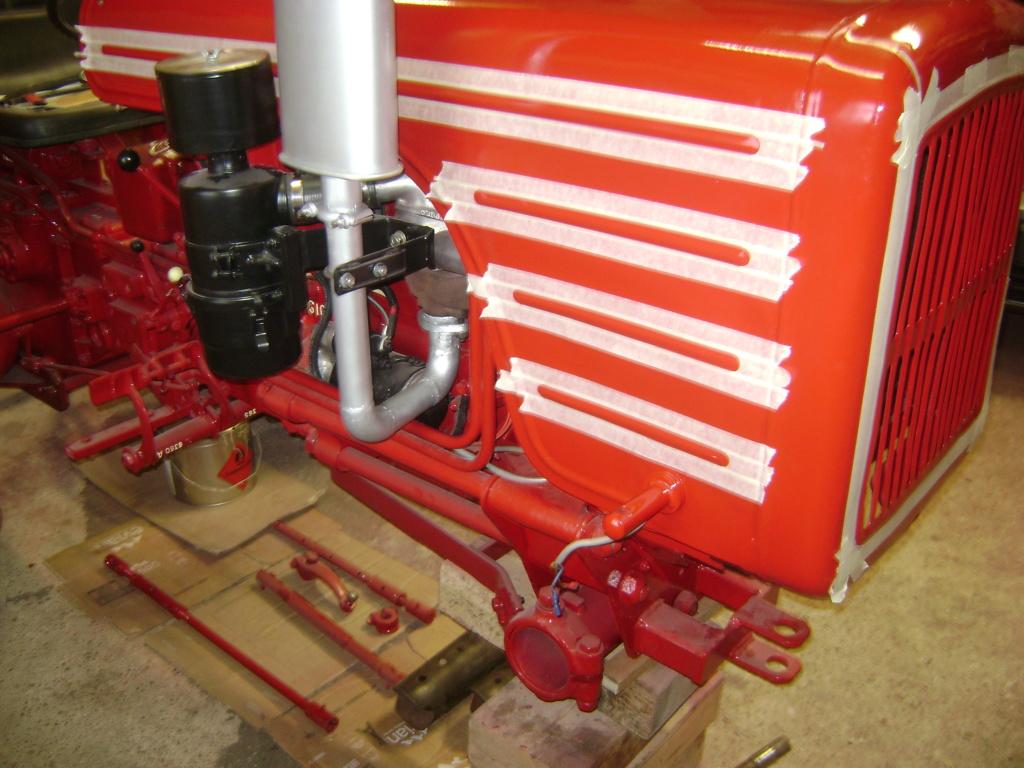 restauration d'un tracteur ENERGIC 519 Dsc05647