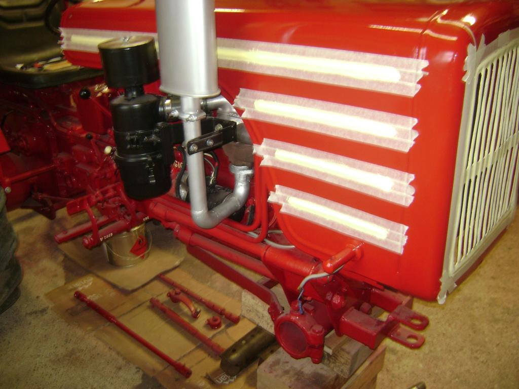 energic - restauration d'un tracteur ENERGIC 519 Dsc05651