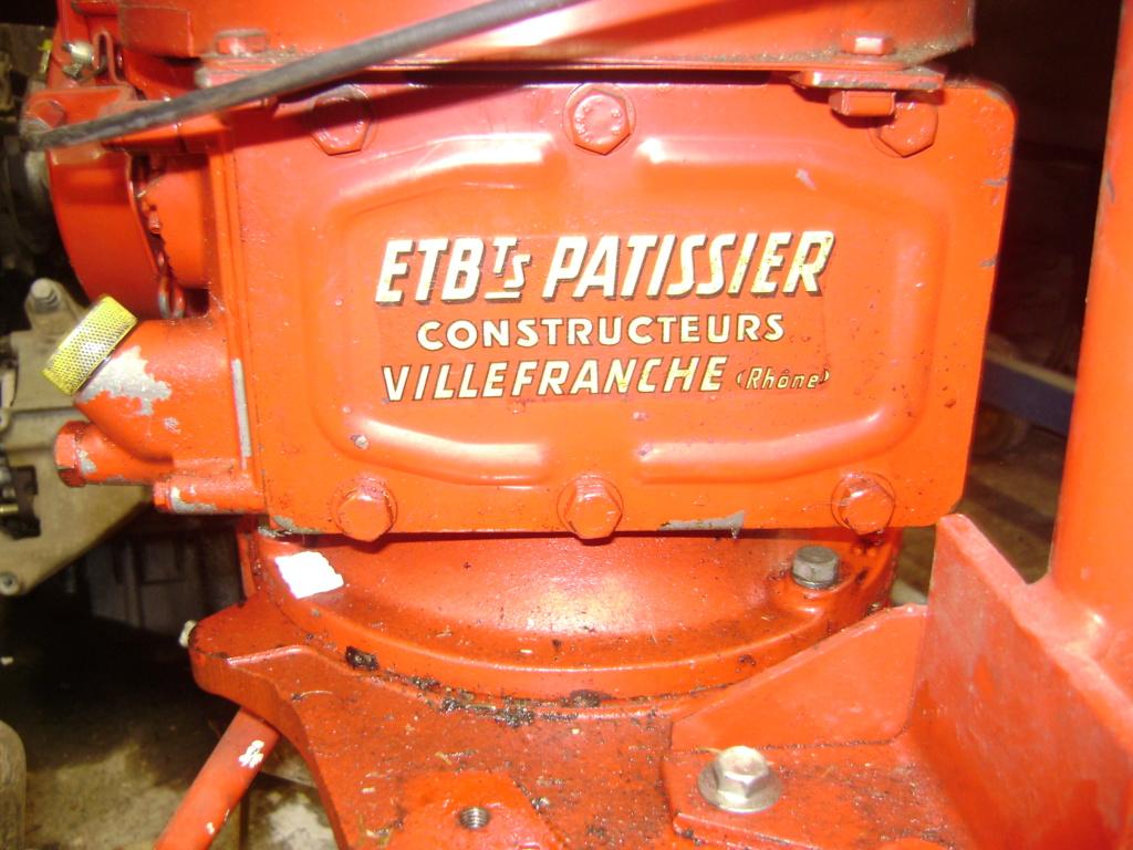 energic - restauration d'un tracteur ENERGIC 519 Dsc05654