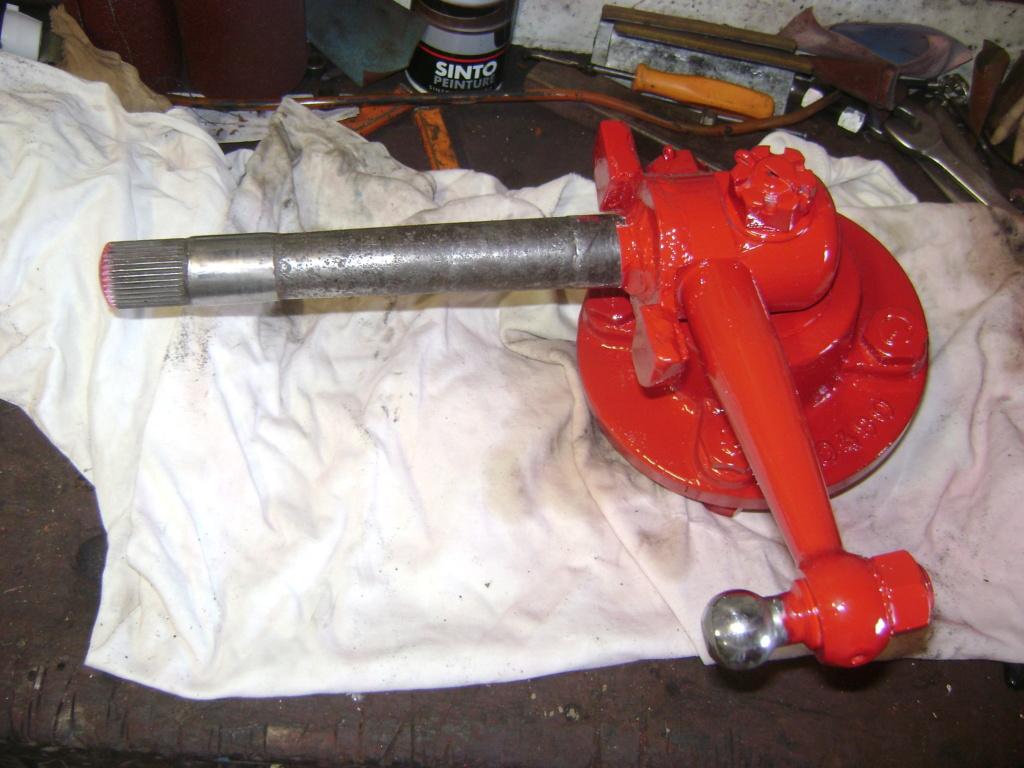 energic - restauration d'un tracteur ENERGIC 519 Dsc05718