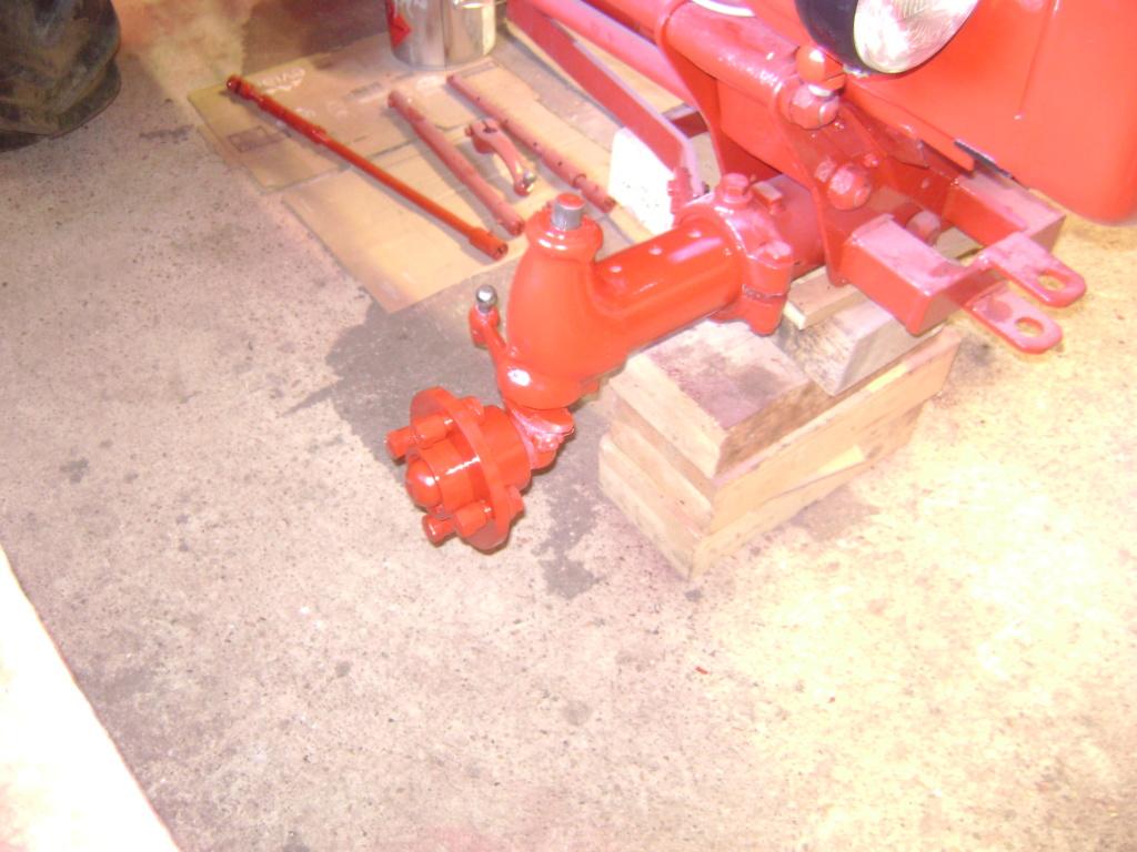 energic - restauration d'un tracteur ENERGIC 519 Dsc05722