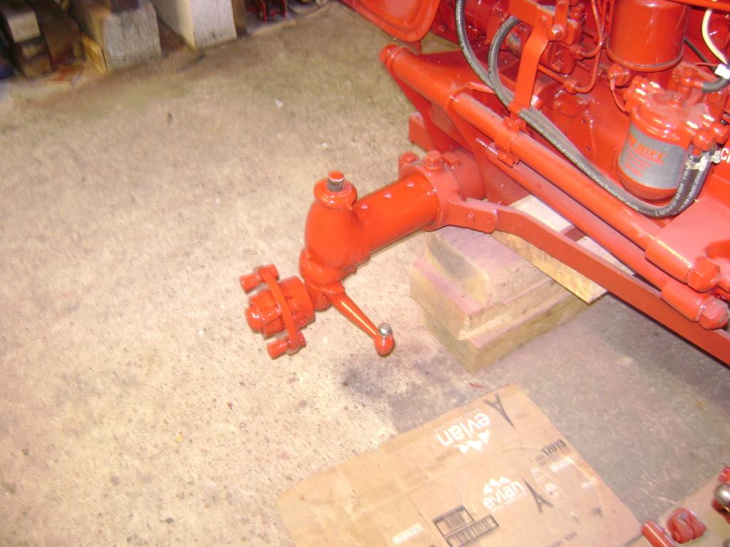 restauration d'un tracteur ENERGIC 519 Dsc05723