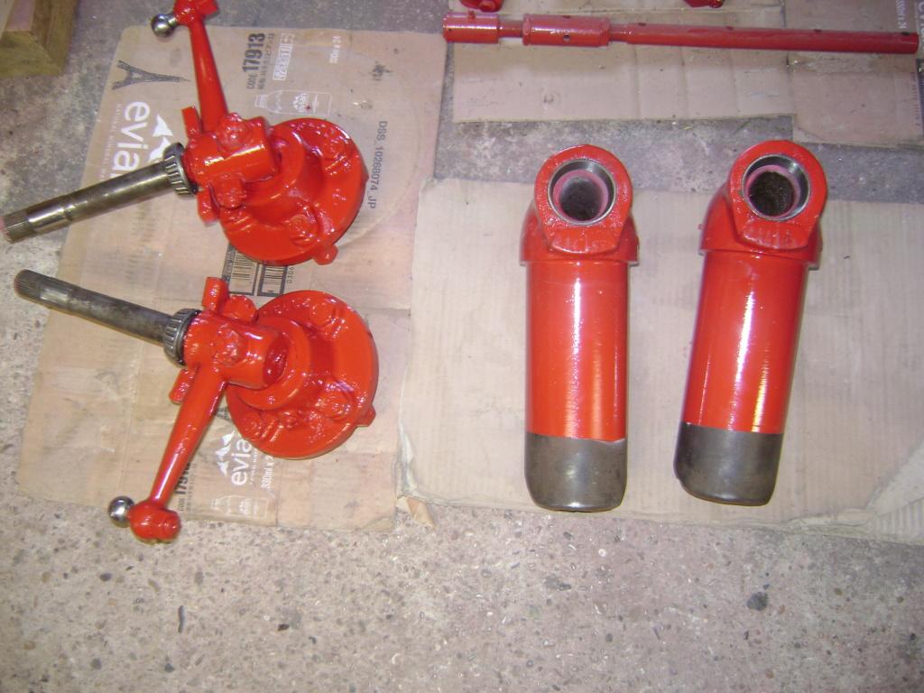energic - restauration d'un tracteur ENERGIC 519 Dsc05724