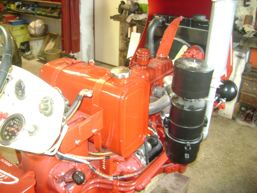 restauration d'un tracteur ENERGIC 519 Dsc05725