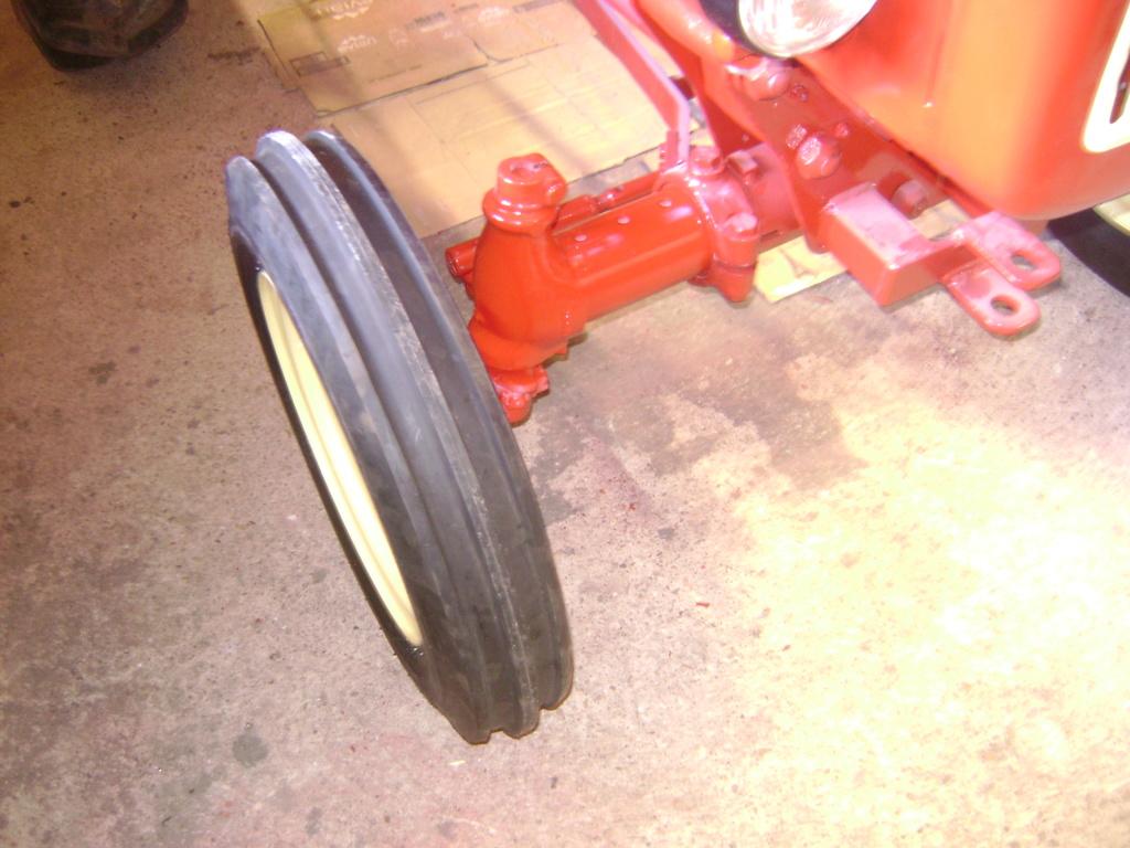 restauration d'un tracteur ENERGIC 519 Dsc05726