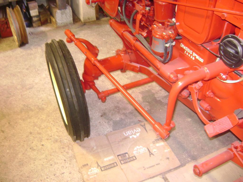 restauration d'un tracteur ENERGIC 519 Dsc05727
