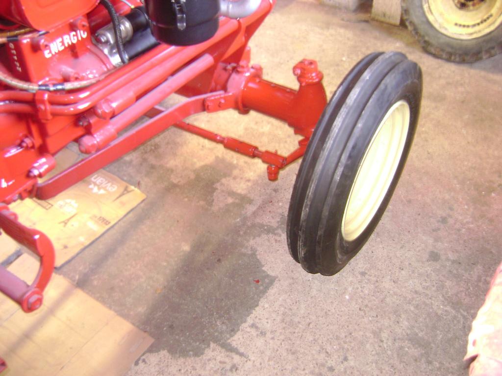 energic - restauration d'un tracteur ENERGIC 519 Dsc05728
