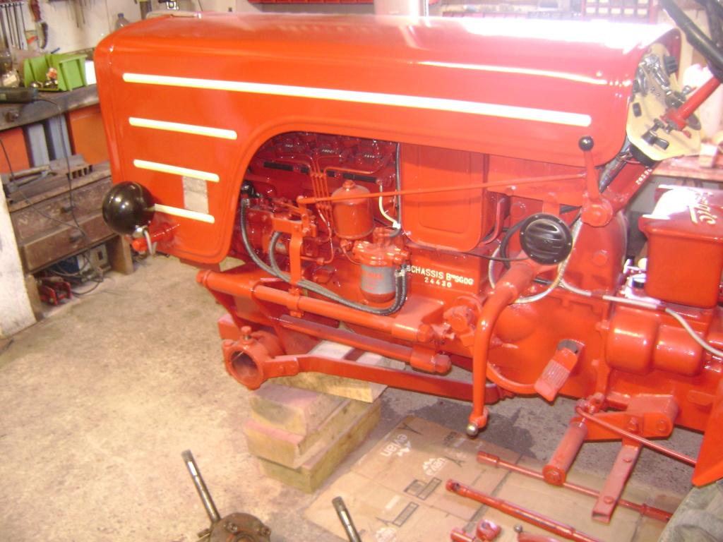 restauration d'un tracteur ENERGIC 519 Dsc05729