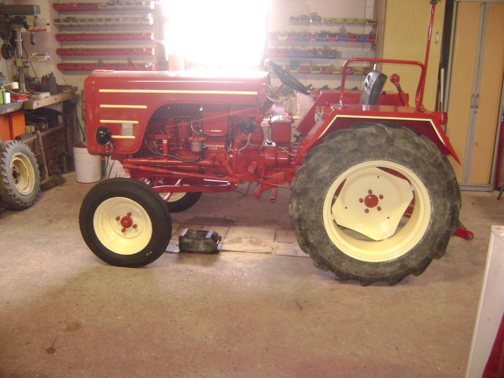 restauration d'un tracteur ENERGIC 519 Dsc05732