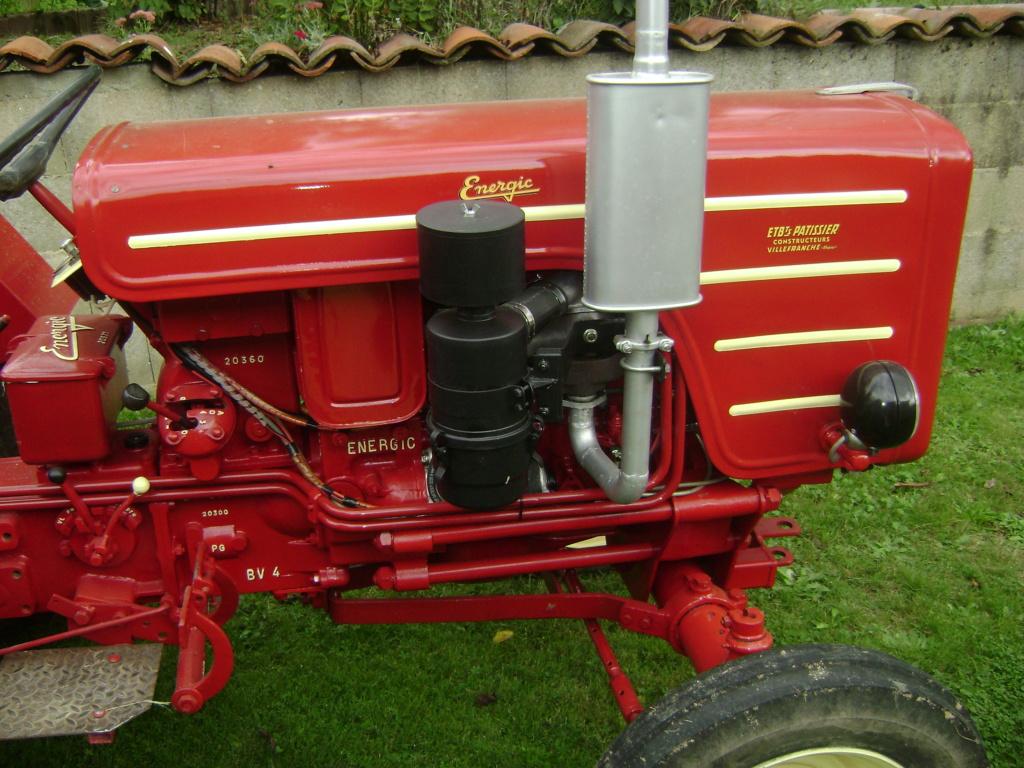 energic - restauration d'un tracteur ENERGIC 519 Dsc06110