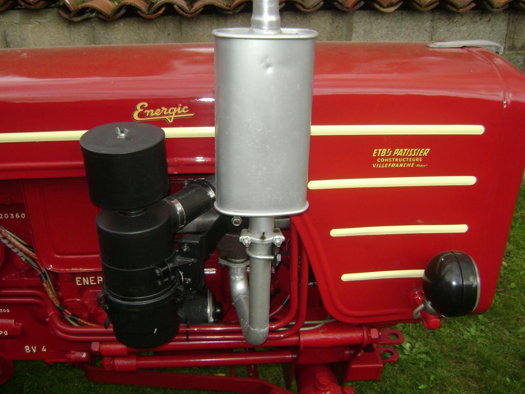 energic - restauration d'un tracteur ENERGIC 519 Dsc06111
