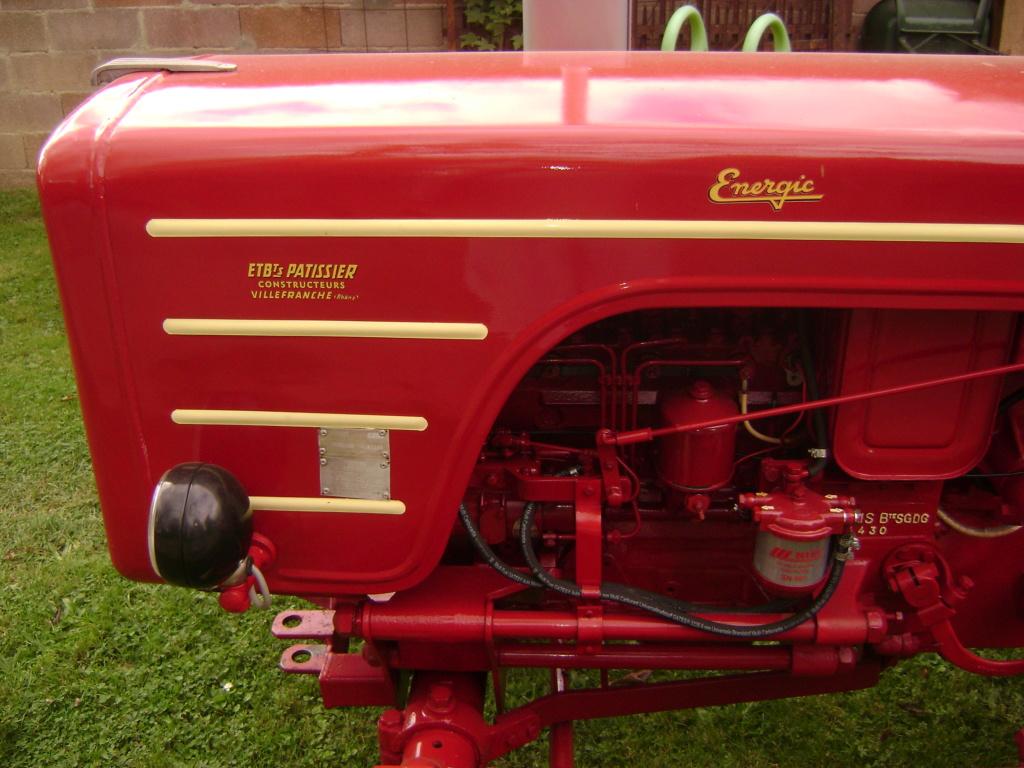 energic - restauration d'un tracteur ENERGIC 519 Dsc06112