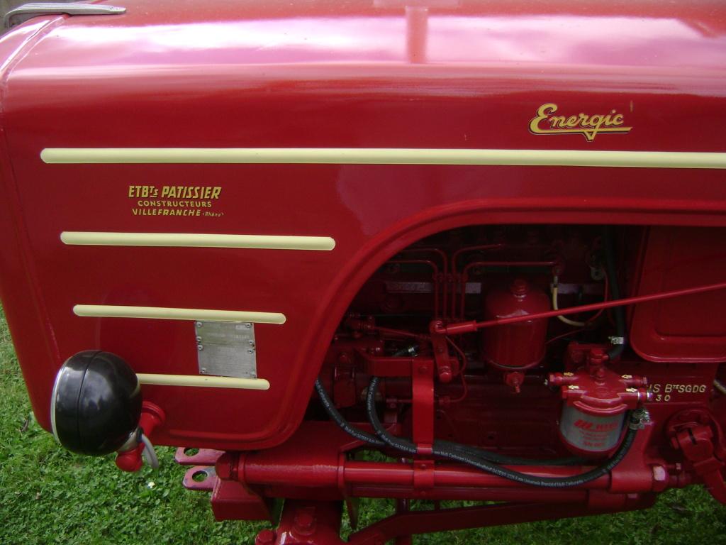 energic - restauration d'un tracteur ENERGIC 519 Dsc06114