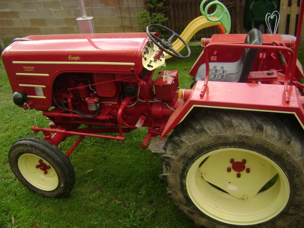 energic - restauration d'un tracteur ENERGIC 519 Dsc06116