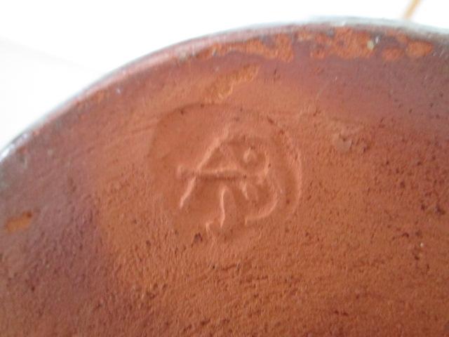 Studio Pottery Jug Monogram AJB / AJB? Img_7611