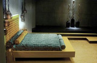 Ce soir je dors... Humeur de nuit en images Chambr10
