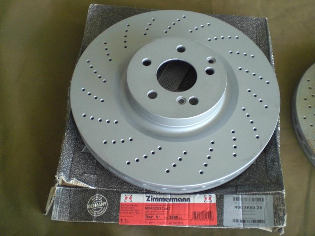 Discos de freio C63 Coupé 2012  Cimg6810