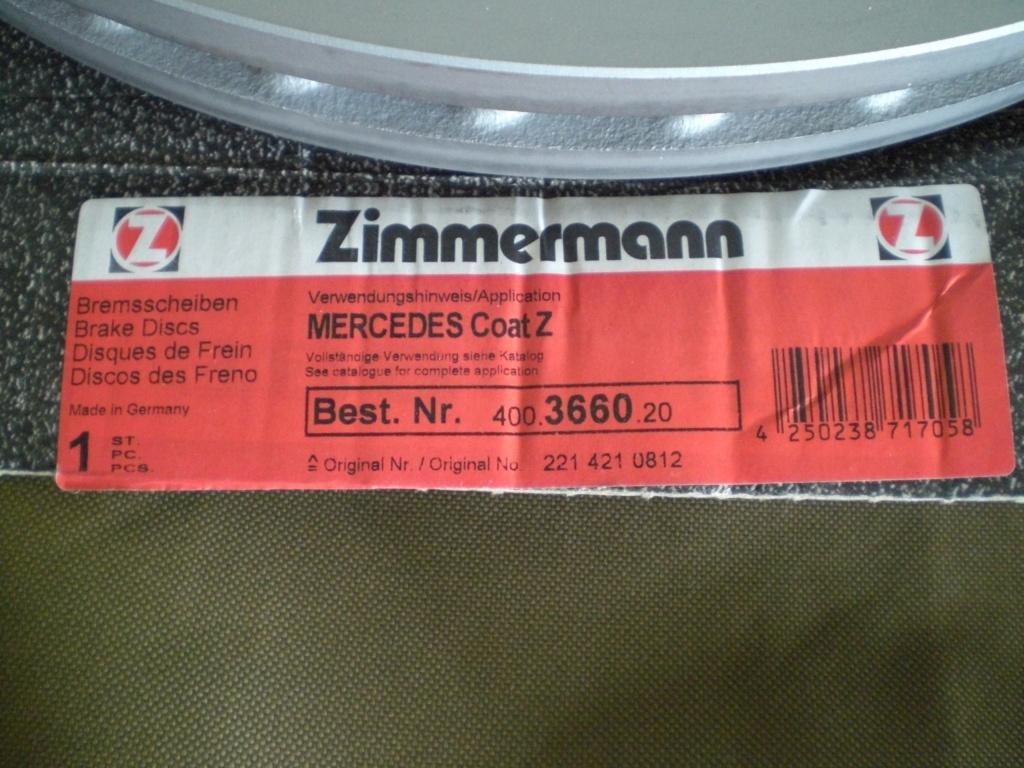Discos de freio C63 Coupé 2012  Cimg6811