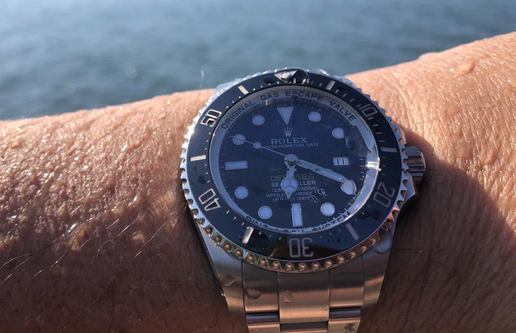 Présentation de la Rolex 116660 SDDS D-Blue James Cameron - Page 2 Deepse14