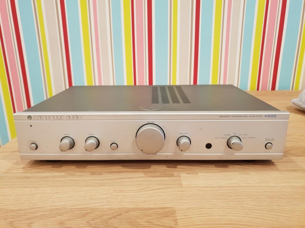 Cambridge Audio A500 (Used) 20180810