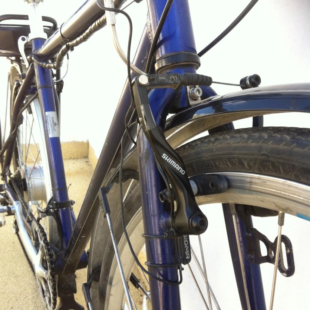 Vendo bici tipo holandesa electrificada en Murcia Image10