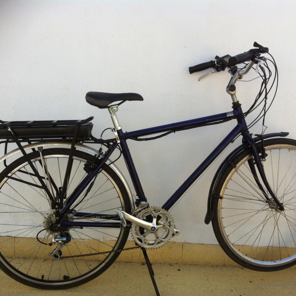 Vendo bici tipo holandesa electrificada en Murcia Image11