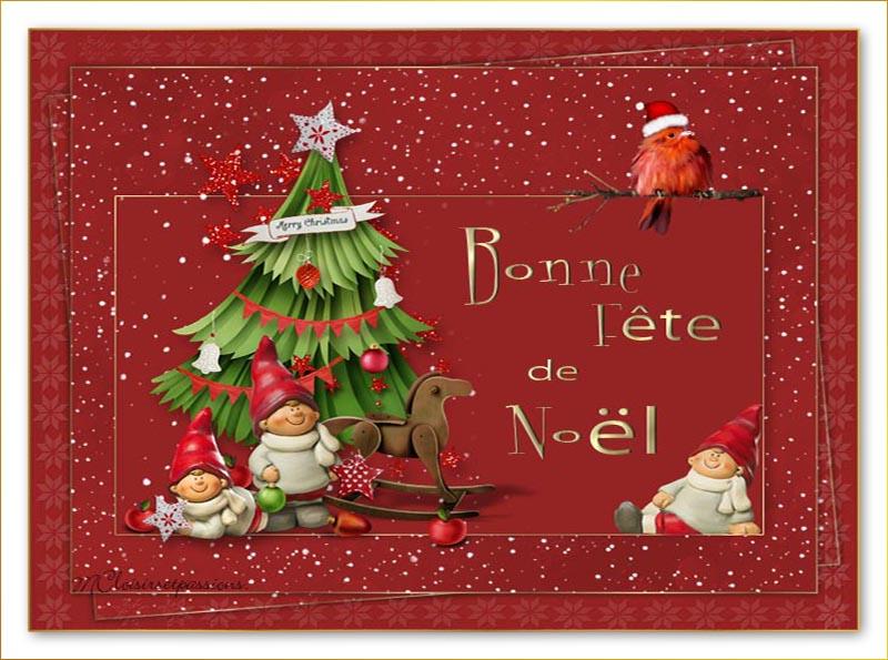 Carte de Noël N°2 Bn_noe10