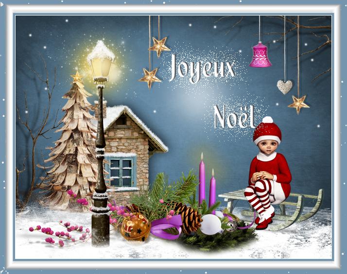 Cartes de Noël N°1 Noel2010