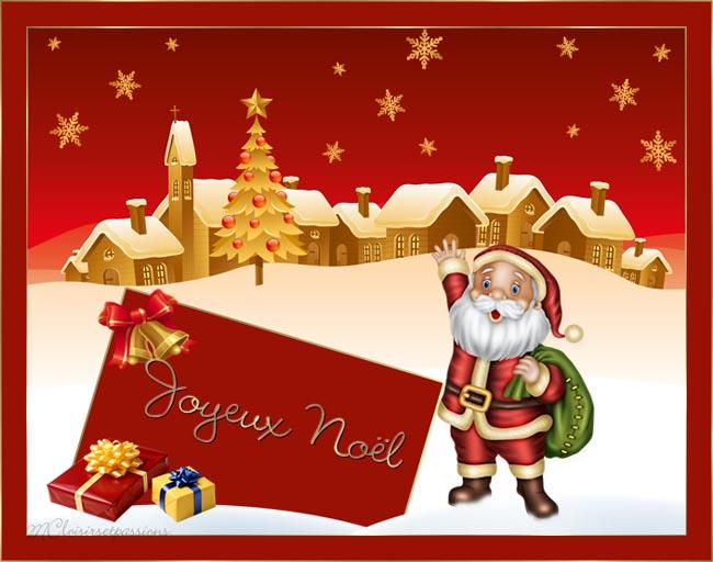 Cartes de Noël N°1 Noellm11