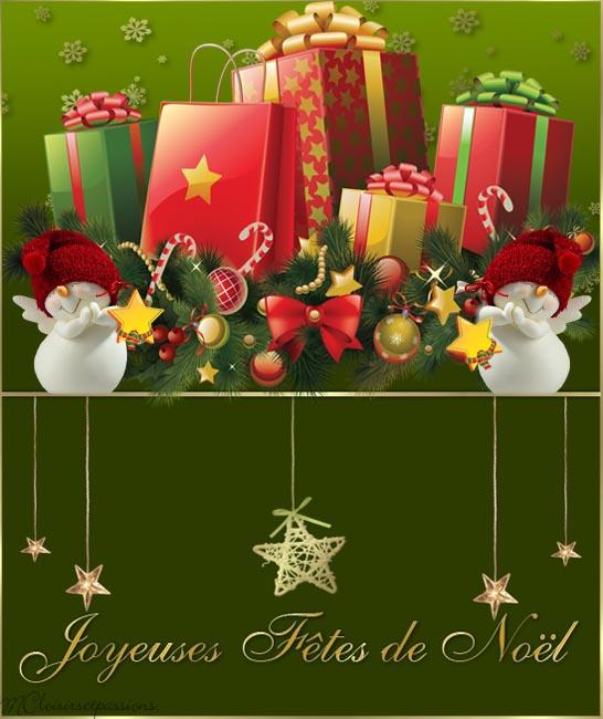 Cartes de Noël N°1 Noellm12