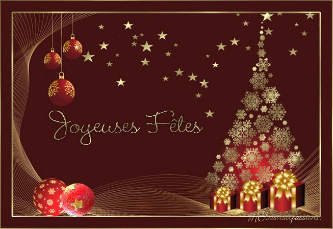 Cartes de Noël N°1 Noellm13