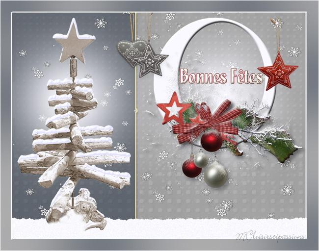 Cartes de Noël N°1 Noellm15