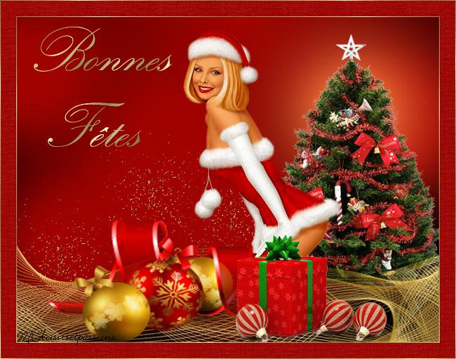 Cartes de Noël N°1 Noellm16