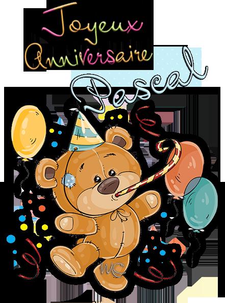JOYEUX ANNIVERSAIRE PASCAL Pascal10