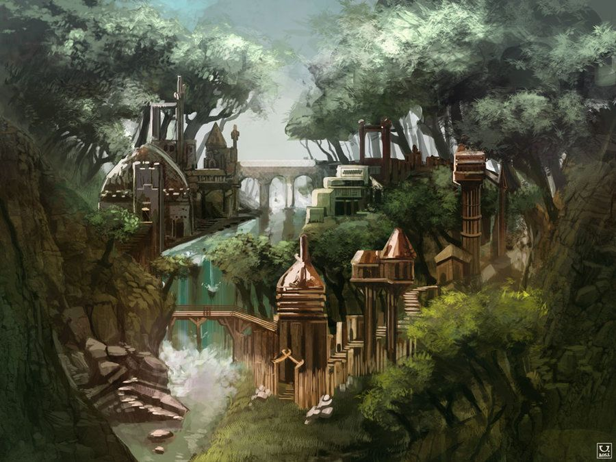 The Kingdom of Woodhearst Elyfet10